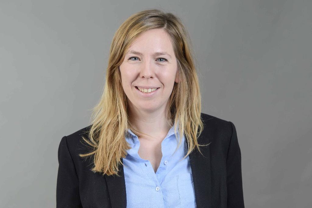 Luise Letzner ist Projektleiterin Swisspower Innovation.